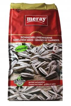 Meray Sonnenblumenkerne gesalzen und geröstet 300 g (Aycekirdek Tuzlu)